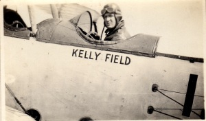 Cowan at Kelly Field