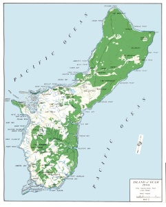 Island of Guam