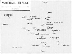 Eniwetok Island - Marshalls Group