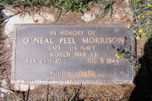 O'Neal P. Morrison