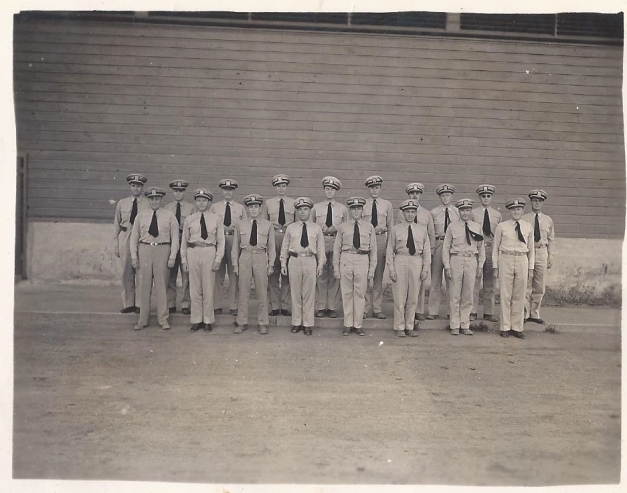 Argus Unit 22 Officers - Location and date unknown