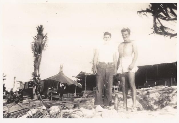 John C. Wilk (left) - John F. Lagrave (right)